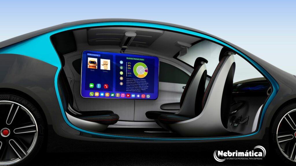 Conducción autónoma Nebrimática innovando